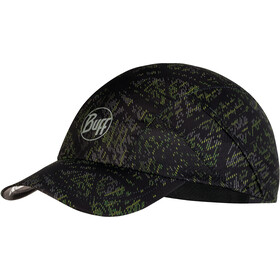 Buff Pro Run Casquette, reflective-throwies multi